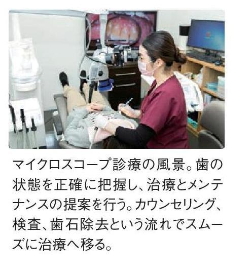えひめKomachi/マイクロスコープ/歯科衛生士